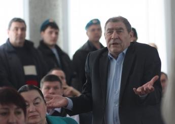 Депутаты свергли Голову