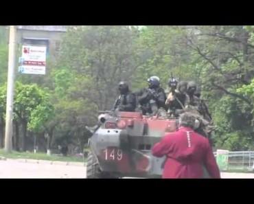 Церковь московского патриархата на стороне сепаратистов (ВИДЕО)