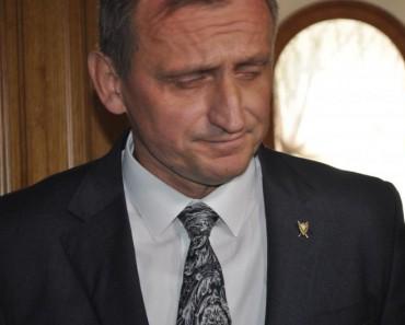 Прокурора Днепропетровской области «искупали» в мусоре