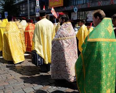 РПЦ сообщила о бегстве с Украины священников Московского патриархата