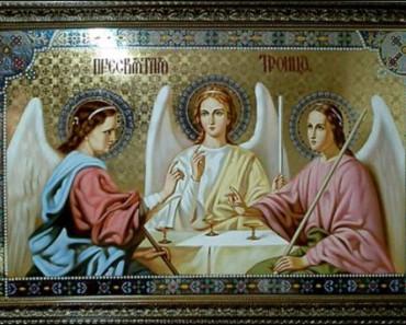 Сегодня — один из главных православных праздников, День Святой Троицы