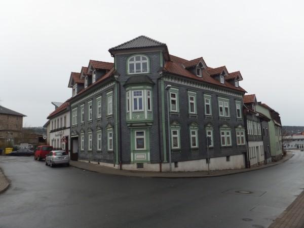 65 Хуго Шмайсер и город Зуль