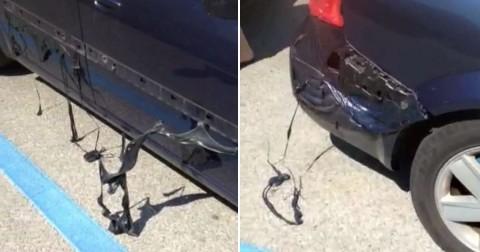 PAY-Melting-Car