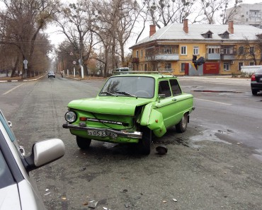 ДТП на улице Красноармейской (ФОТО, ВИДЕО)