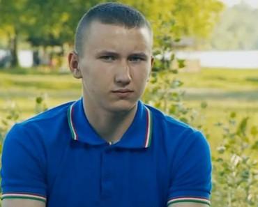 15-летний убийца стал героем шоу на центральном телеканале (ВИДЕО)
