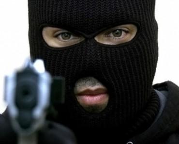 Ограбление в центре Днепропетровска (ВИДЕО)