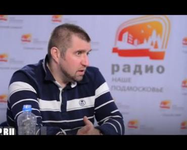 Дмитрий Потапенко резанул правду-матку в глаза путинскому ворью (ВИДЕО)