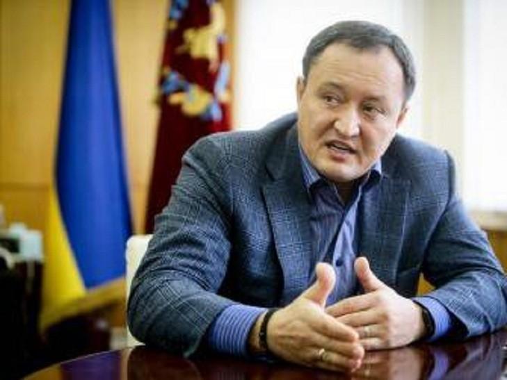 Костянтин Бриль з'явився у Запоріжжі й матеріалізувався у кріслі першого заступника губернатора зненацька