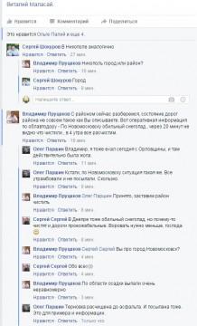 Переписка Ворошилова