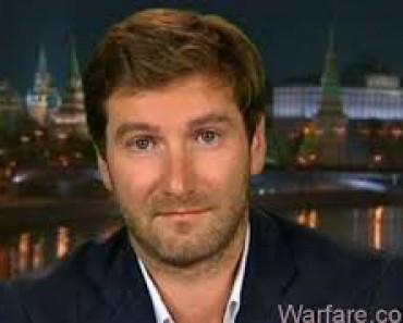 Российский журналист Антон Красовский: «вы понимаете, что мы ничтожны?!»