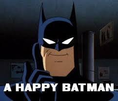 Счасливый бэтмен