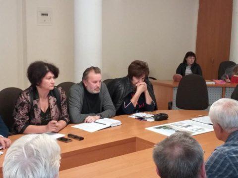 новомосковск - встреча ато